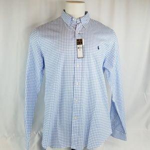 Ralph Lauren Mens Sz XLarge NWT Button Down Shirt